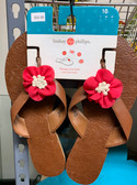 Mary Beth Brown Sandal Size 8