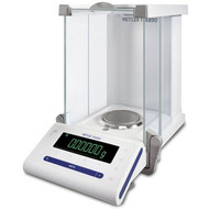 Mettler Toledo, MS205DU, Semi-Micro Balance, 220 g/ 82 g x 0.1 mg/ 0.01 mg