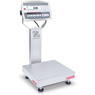 Ohaus D52XW25RTR1, Bench Scale w/ TD52XW Display & Column, 50 lb x 0.01 lb NTEP