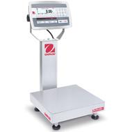 Ohaus D52XW25RQR1, Bench Scale w/ TD52XW Display & Column, 50 lb x 0.01 lb NTEP