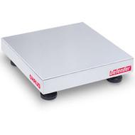 Ohaus D12RQR, Standard Bench Scale Base, 25 lb x 0.005 lb, NTEP