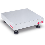 Ohaus D12WQR, Washdown Defender 5000 Bench Scale Base, 25 lb x 0.005 lb, NTEP
