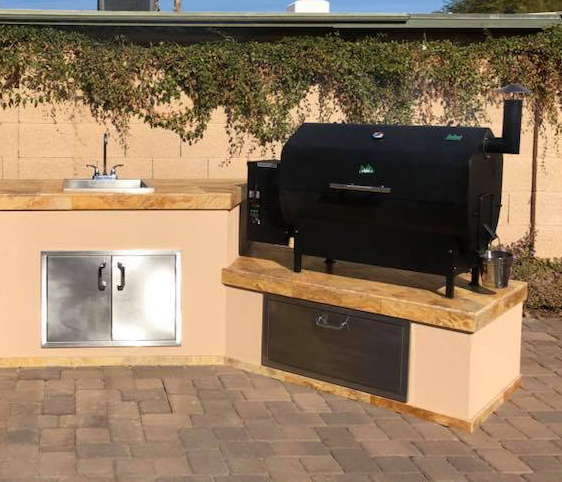 GMG Outdoor Kitchen Ideas - NTX BBQ Supply