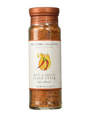 Hot & Spicy Cajun Style Spice Blend
