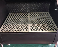 Davy Crockett Custom Stainless Steel Grates
