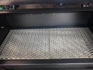 Jim Bowie Custom Stainless Steel Grates
