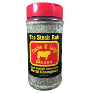 The Pancho & Lefty Steak Rub - 2016 World Steak Champion