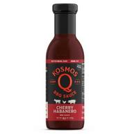 Kosmos Q Sauce - Cherry Habanero BBQ Sauce 16.5oz