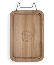The PK Durable Teak Cutting Board