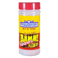 Sucklebusters Bamm Habanero Rub 14.25 oz
