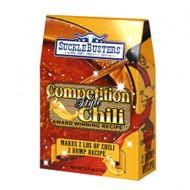 Competition Style Chili - Award Winning Recipe