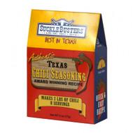 Texas Chili Seasoning - Award Winning Recipe