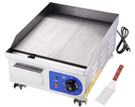 14 in. Commercial Grade Electric Griddle