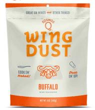 Kosmos Q Wing Dust Buffalo Wing Seasoning 5oz Bag