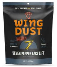 Kosmos Q Wing Dust Seven Pepper Wing Seasoning 5oz Bag