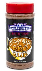 Espresso BBQ Rub 12 oz