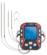 XR-50 Remote BBQ Smoker Thermometer with 4 Probes
