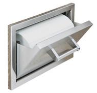 """15"""" Delta Heat Paper Towel Holder DHPT15-B"""