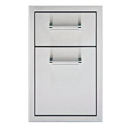"""13"""" Delta Heat Double Storage Drawers DHSD132-B"""