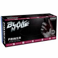 Safeko® Blak Nyle Glove - P.O.W.E.R. Latex Free, Powder Free, Heavy Duty - 100 Gloves