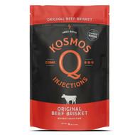Kosmos Q  Injection - Original Beef Brisket 1 Lb Bag