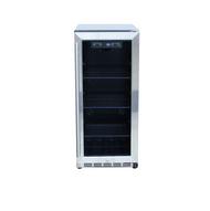"RCS 15"" SS Refrigerator"