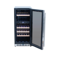 "RCS 15"" Wine Cooler (Dual-Zone)"
