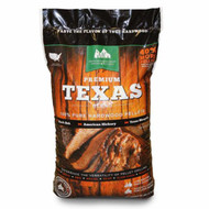 Premium Texas Blend Pellets 28lbs Green Mountain Grills
