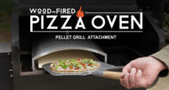 Green Mountain Grills Pizza Oven Attachment for DB/JB