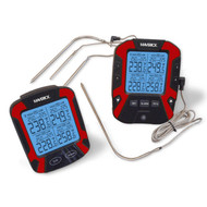 Maverick Extended Range Wireless BBQ & Meat Thermometer w/ 4 Probes - XR50