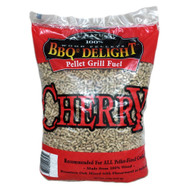 BBQr's Delight 20 lb Pellets - Cherry