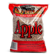 BBQr's Delight 20 lb Pellets - Apple