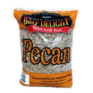 BBQr's Delight 20 lb Pellets - Pecan
