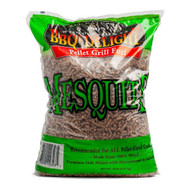 BBQr's Delight 20 lb Pellets - Mesquite
