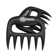 Cave Tools Pulled Pork Shredder Claws -  BPA Free Barbecue Paws