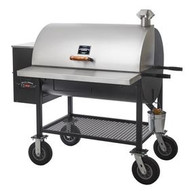 Maverick 1250 Wood Pellet Grill w/ Wheel Upgrade - Pitts & Spitts
