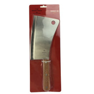 "Mundial - 7.5"" Kitchen Cleaver w/ Wood Handle"