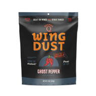 Kosmos Q Wing Dust Ghost Pepper Wing Seasoning 8oz Bag