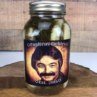 Keepin-It-Kosher 1 Quart Jar - PopKens Pickles