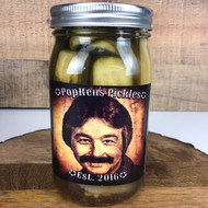 Jalapeno Honey 1 Quart Jar - PopKens Pickles