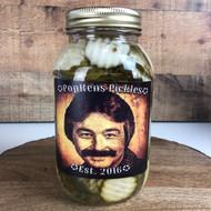 Lemon Dill 1 Quart Jar - PopKens Pickles