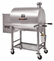 Maverick Stainless Steel 850 Wood Pellet Grill - Pitts & Spitts