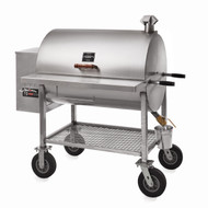 Maverick Stainless Steel 1250 Wood Pellet Grill - Pitts & Spitts