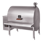 Maverick Stainless Steel 2000 (kitchen built-in only) Wood Pellet Grill - Pitts & Spitts