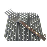 "GrillGrates for The Big Green Egg Large Kamado Joe Classic and all 18"" Diameter Grills"