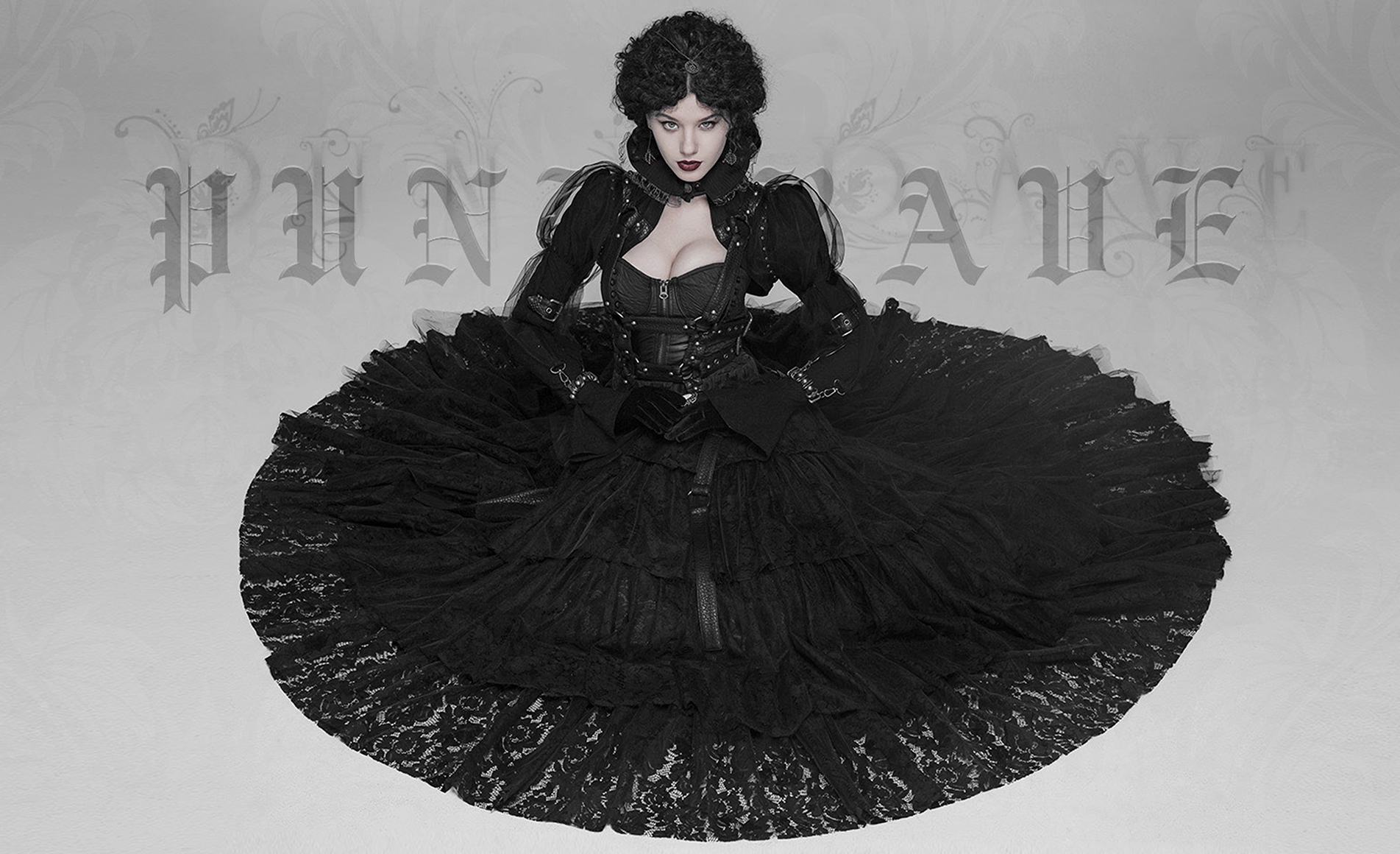 WOMENS PUNK RAVE GOTHIC, STEAMPUNK & LOLITA CLOTHING