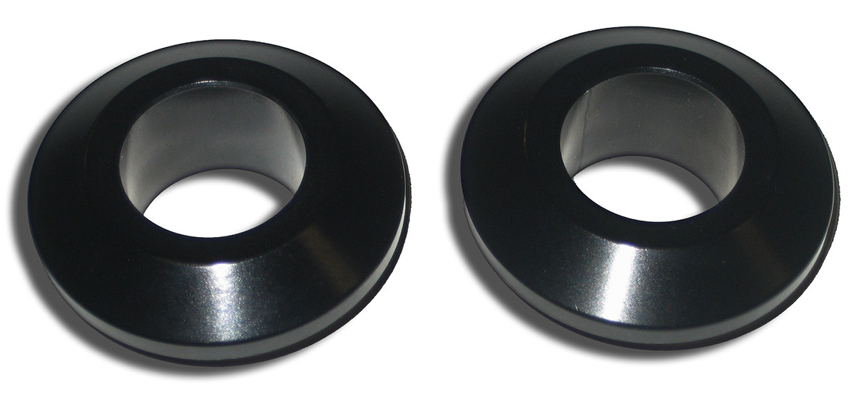 Graves Motorsports R3 WORKS Captive Rear Wheel Spacer Kit