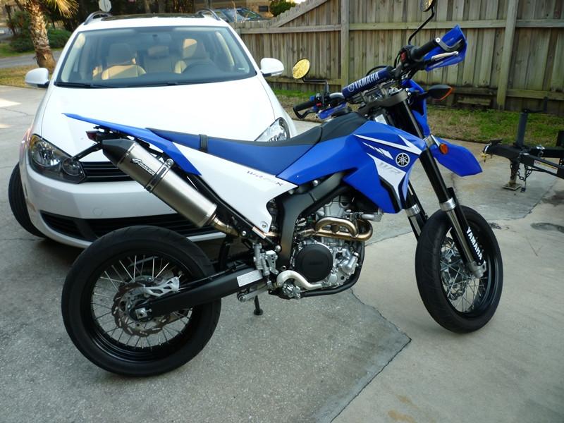 Graves Motorsports Yamaha YZ450F Supermoto Oil + Air Separator Kit