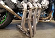 Graves Motorsports Kawasaki ZX10r Link Header Upgrade