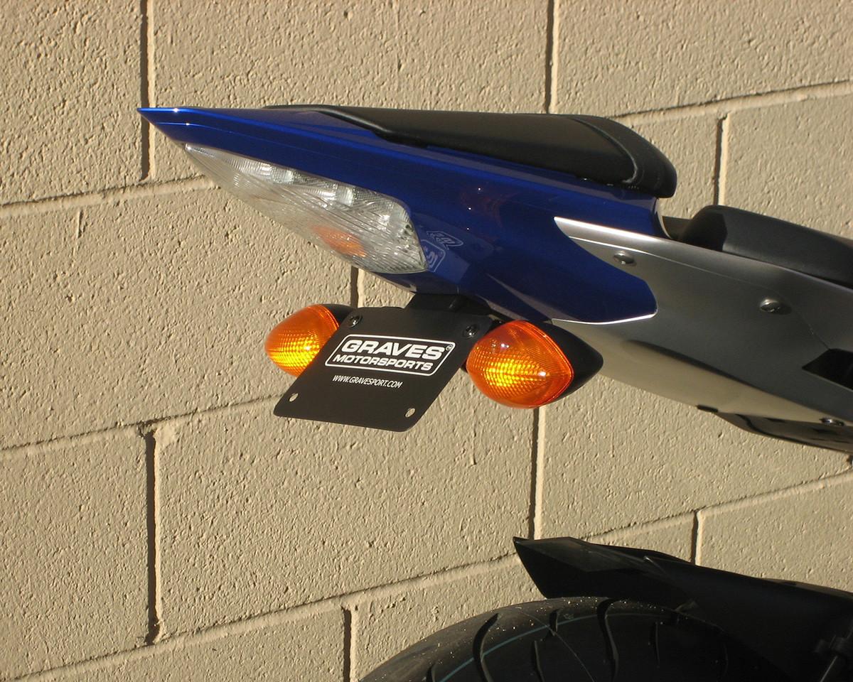 Universal License Plate Light Kit